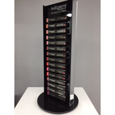 Kiss proof lipcreme display