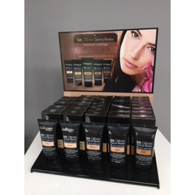 BB Cream Display five