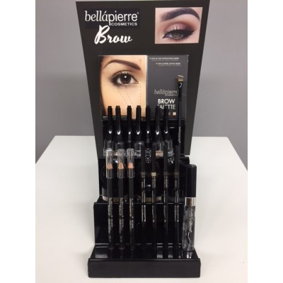 Bellapierre Brow display two