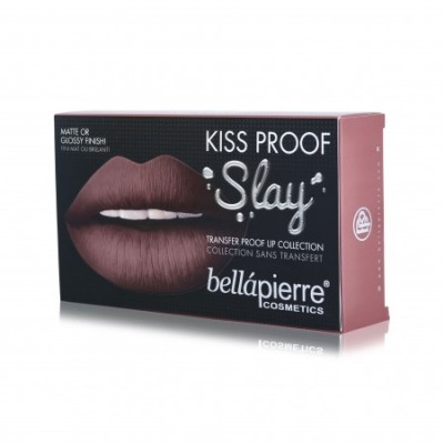 Kiss Proof Slay Kit - Antique Pink