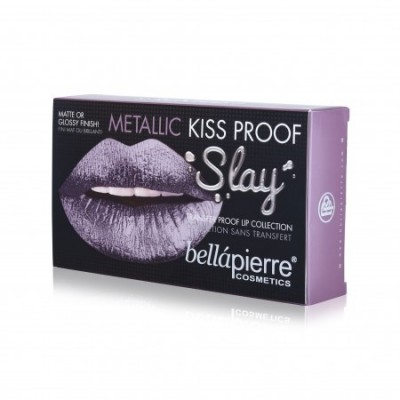 Kiss Proof Metallic Slay Kit - Lilies
