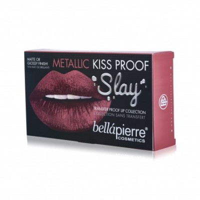 Kiss Proof Metallic Slay Kit - Redesque