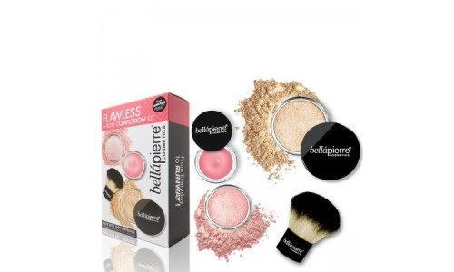 Flawless & Rosy Complexion Kit