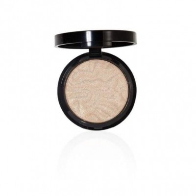 Champagne shimmer compact