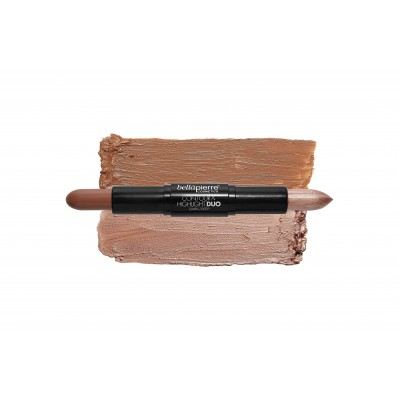 Contour & Highlight Duo Stick Dark/Deep