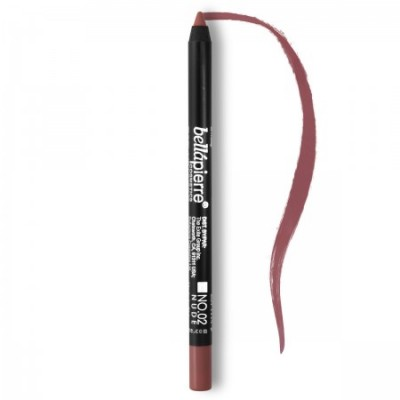 Waterproof Gel Lip Liner - Nude